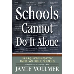 A book study: Schools Cannot Do It Alone