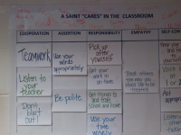 Caring Classrooms: Setting Expectations and Rules Together!
