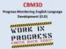 CBM3D: Using CBMs for Quick Assessment of Progress in English Language Development